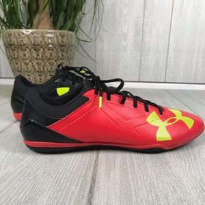 New Under Armour Spotlight indoor soccer shoes